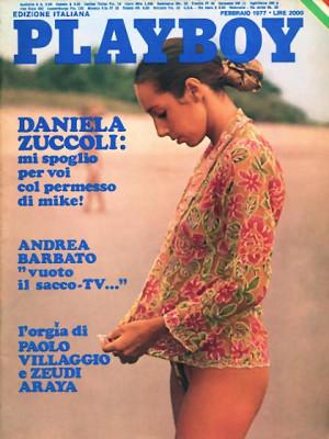 Playboy Italy - February 1977