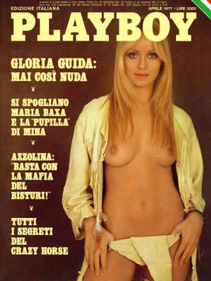Playboy Italy - April 1977
