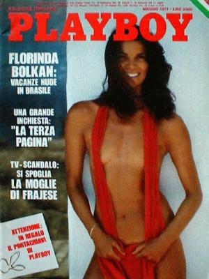 Playboy Italy - May 1977