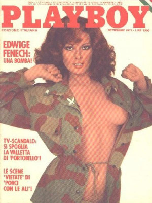 Playboy Italy - September 1977