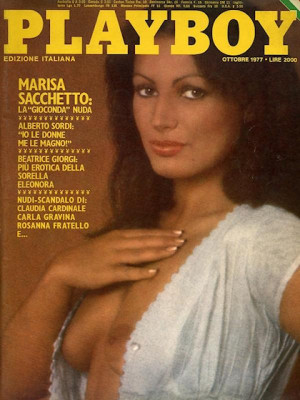 Playboy Italy - October 1977
