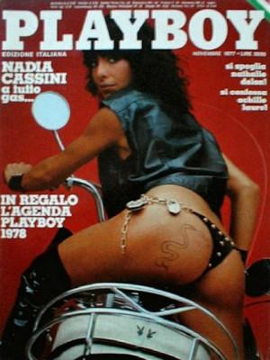 Playboy Italy - November 1977