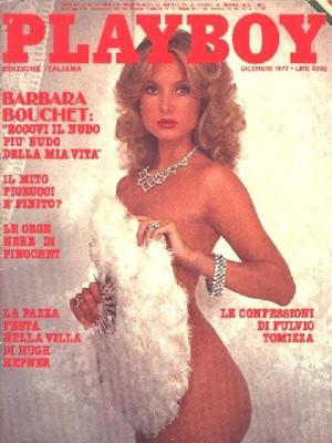 Playboy Italy - December 1977