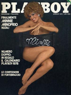 Playboy Italy - January 1978