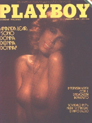 Playboy Italy - February 1978