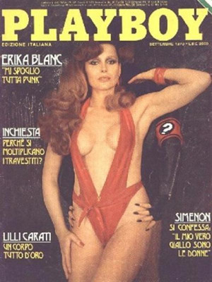 Playboy Italy - September 1978
