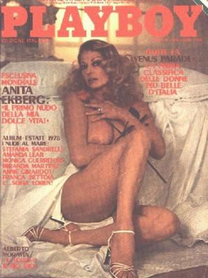 Playboy Italy - October 1978