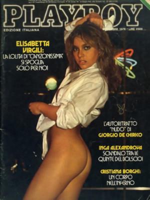 Playboy Italy - November 1978