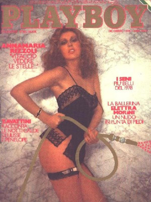 Playboy Italy - December 1978