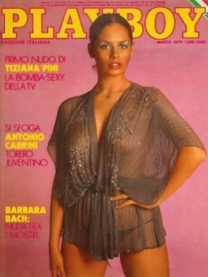 Playboy Italy - March 1979