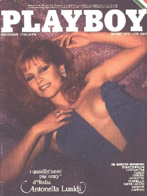 Playboy Italy - June 1979