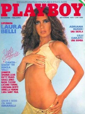 Playboy Italy - September 1979