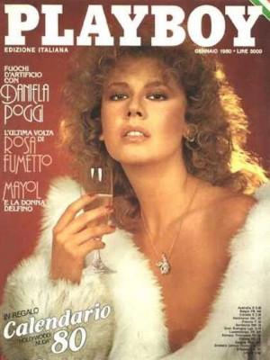 Playboy Italy - January 1980
