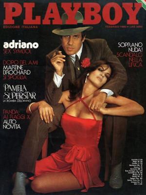 Playboy Italy - February 1980
