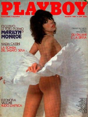 Playboy Italy - May 1980