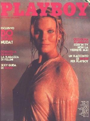 Playboy Italy - June 1980