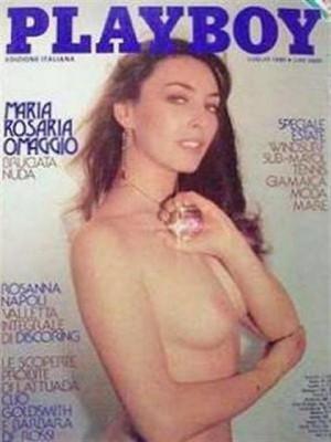 Playboy Italy - July 1980