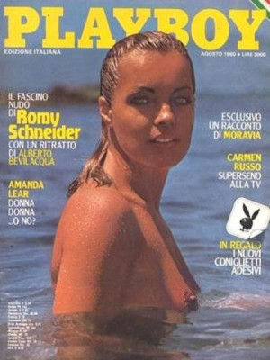 Playboy Italy - August 1980