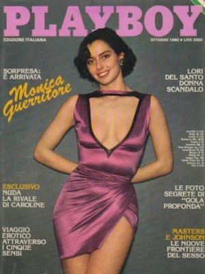 Playboy Italy - October 1980