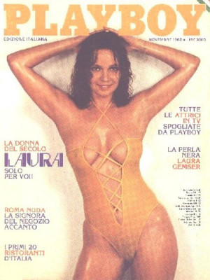 Playboy Italy - November 1980