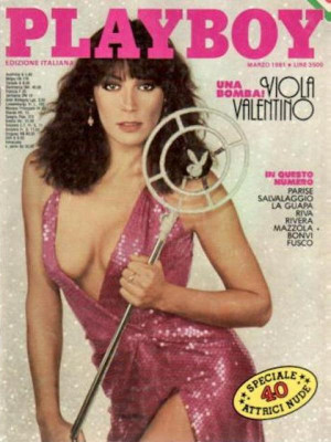 Playboy Italy - March 1981