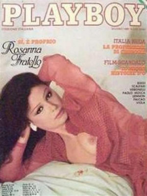Playboy Italy - June 1981