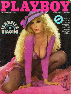 Playboy Italy - July 1981
