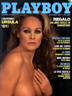 Playboy Italy - September 1981