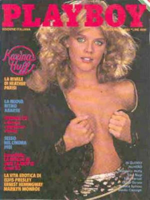 Playboy Italy - December 1981