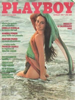 Playboy Italy - January 1982
