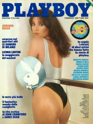 Playboy Italy - February 1982