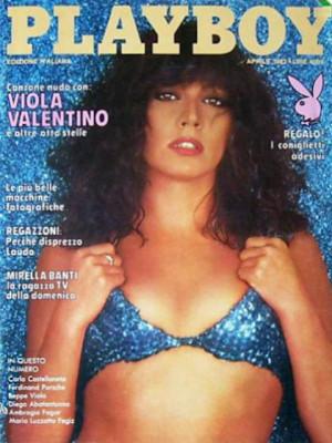 Playboy Italy - April 1982