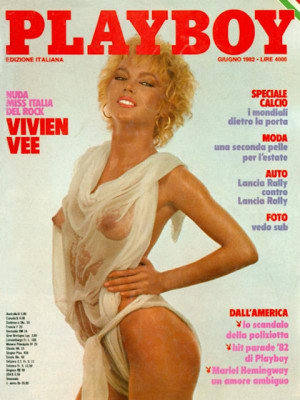 Playboy Italy - June 1982