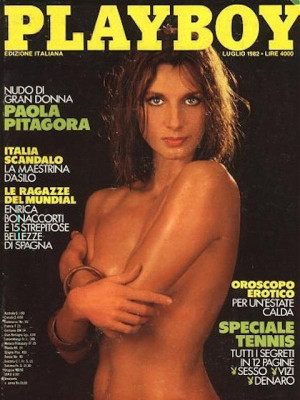 Playboy Italy - July 1982