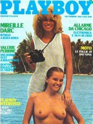 Playboy Italy - September 1982