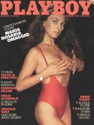 Playboy Italy - November 1982