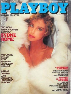 Playboy Italy - February 1983