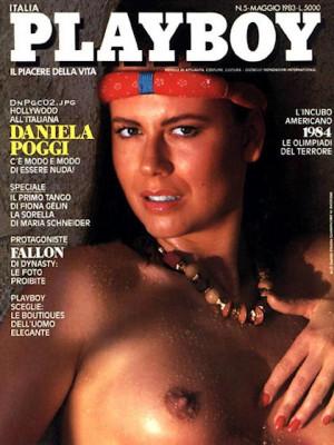 Playboy Italy - May 1983