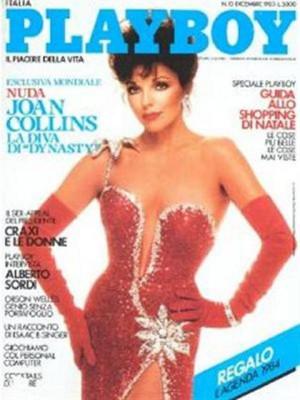 Playboy Italy - December 1983
