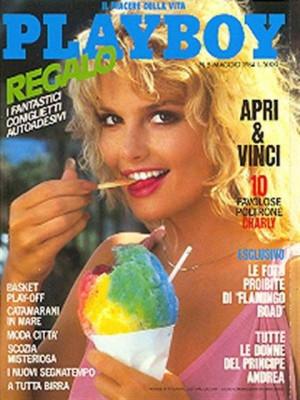 Playboy Italy - May 1984