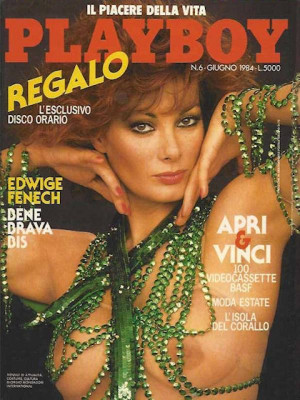Playboy Italy - June 1984