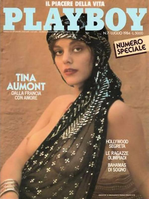 Playboy Italy - July 1984
