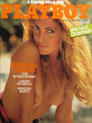 Playboy Italy - August 1984