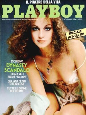 Playboy Italy - November 1984