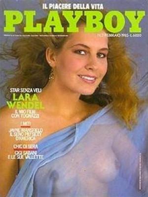 Playboy Italy - February 1985