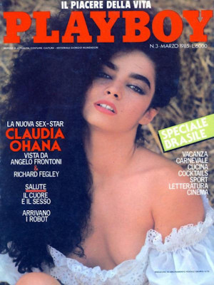 Playboy Italy - March 1985