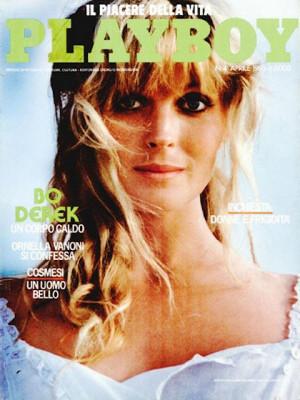 Playboy Italy - April 1985