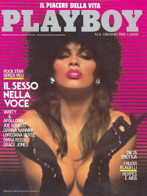 Playboy Italy - June 1985