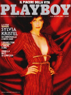 Playboy Italy - August 1985