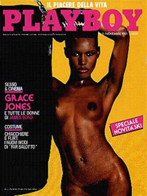 Playboy Italy - November 1985